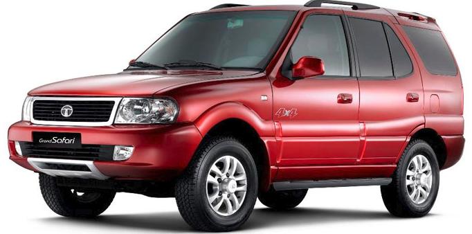 CSD Delhi, Pune Car Price - Tata Safari (All Variants)