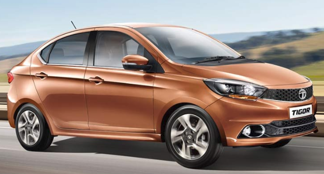 CSD Delhi, Pune Car Price - Tata Tigor (All Variants)