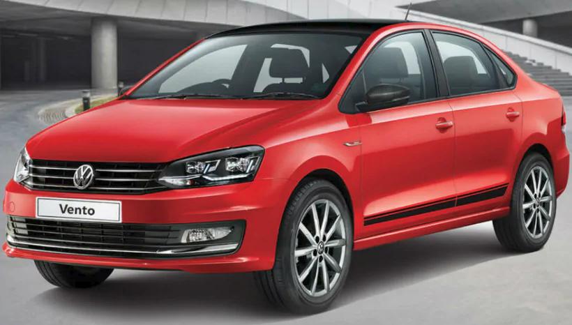 CSD Delhi Car Price - Volkswagen Vento (All Variants)