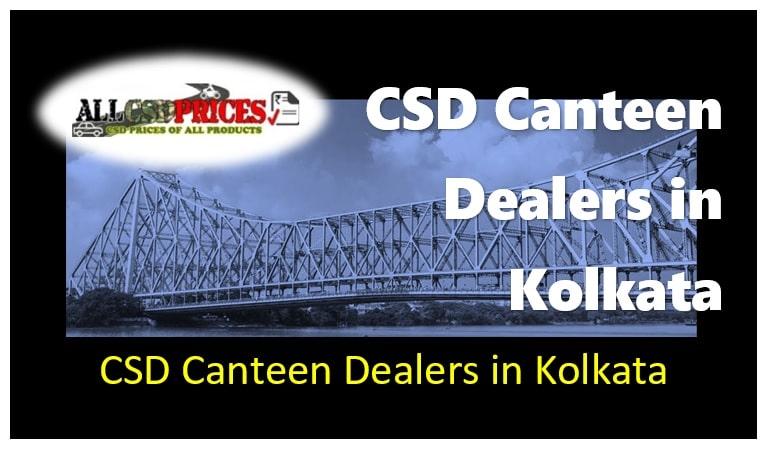 CSD Canteen Dealers in Kolkata